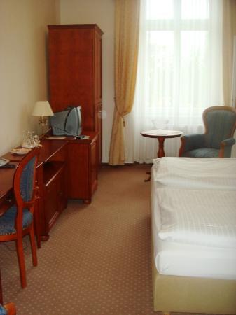 Imperial Spa & Kur Hotel: номер