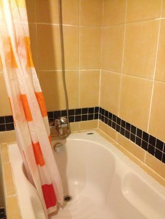 Leelawadee Boutique Hotel : vasca bagno