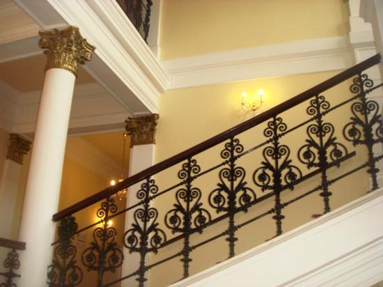Savoy Spa & Kur Hotel: холл