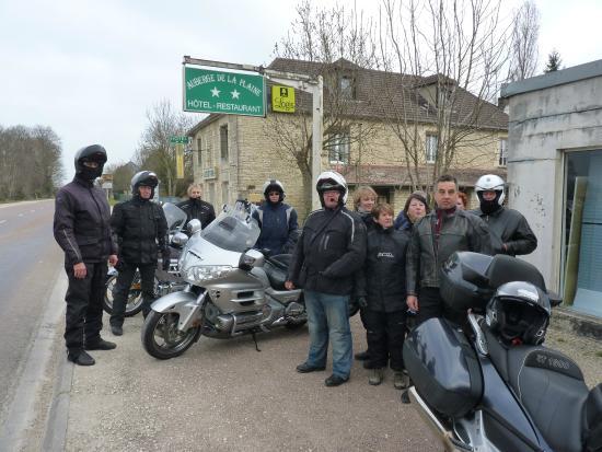 La Rothiere, Γαλλία: exterieur