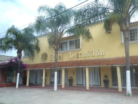 Hotel Teuchitlan