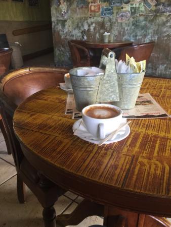 Hacienda El Jibarito: Nice coffee