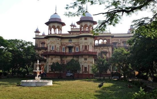 Jhalawar, India: Prithvi Vilas Palace