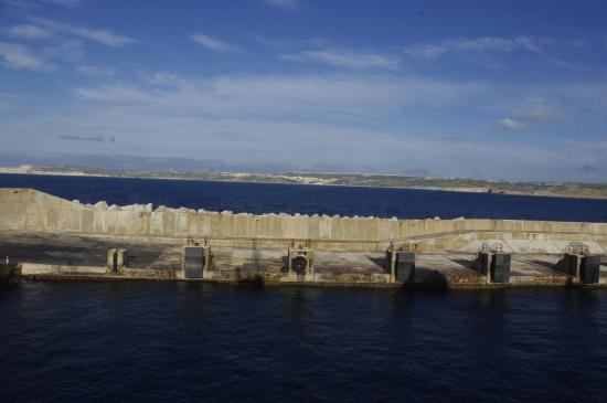 Gozo Ferry Port: Ferry port