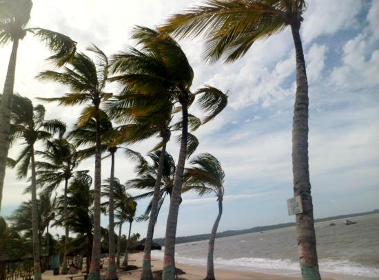 Mundai Beach: Orla