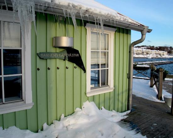 Restaurant Brygghuset : Brygghuset har öppet året runt