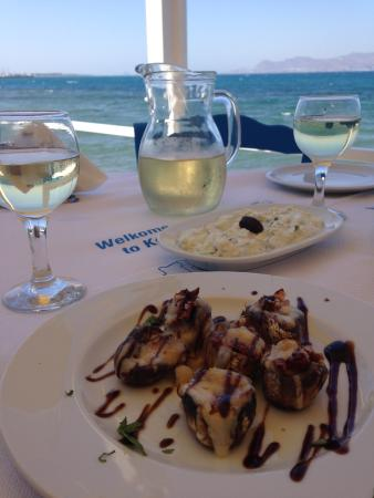 Blue Ocean Family Taverna: Meal