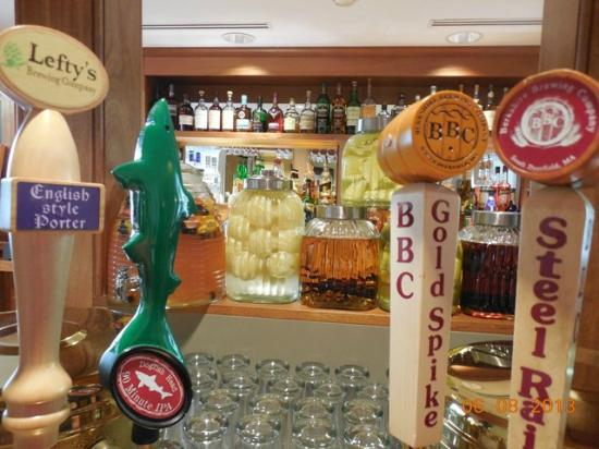 Champney's Restaurant & Tavern: Our own infusions