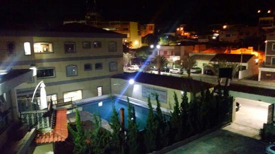 Sao Roque Park Hotel : Vista do quarto!