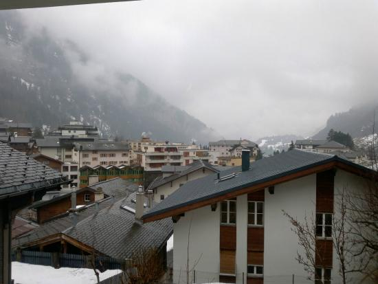 Hotel Paradis: vista dalla camera 102