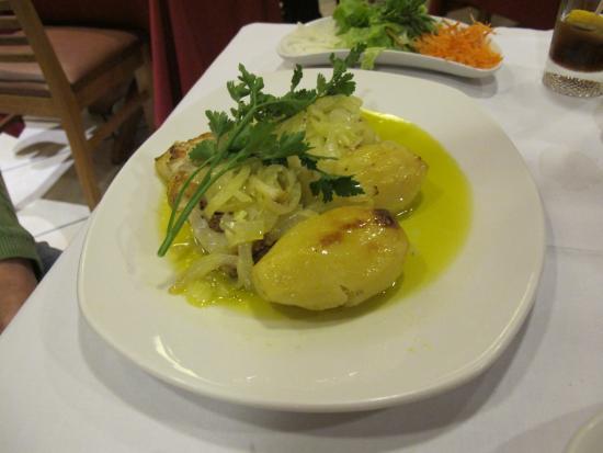 O Regional Restaurante : Bacalhau auf Madeiraart