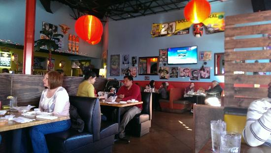 Pinky's Westside Grill, Huntersville - Picture of Pinky's Westside ...