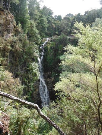 Whangarei, Nuova Zelanda: A secondary fall