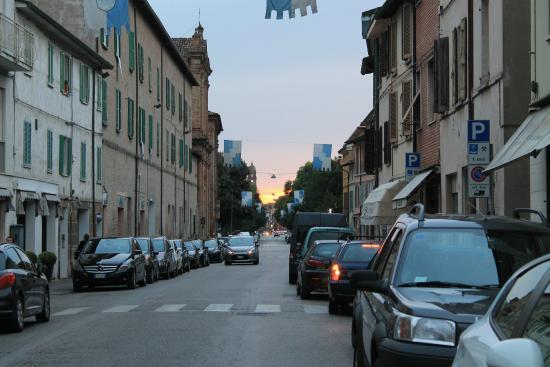 Chiesa Della Commenda: Il Borgo Durbecco