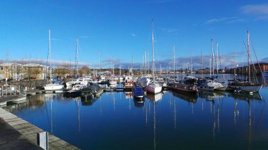 Preston Docks