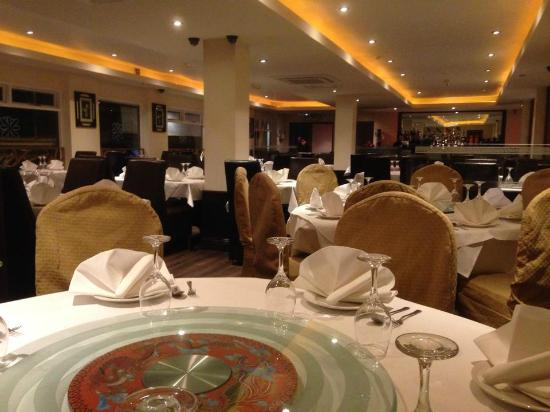 Dining area picture of jasmine house chinese cuisine for Jasmine house