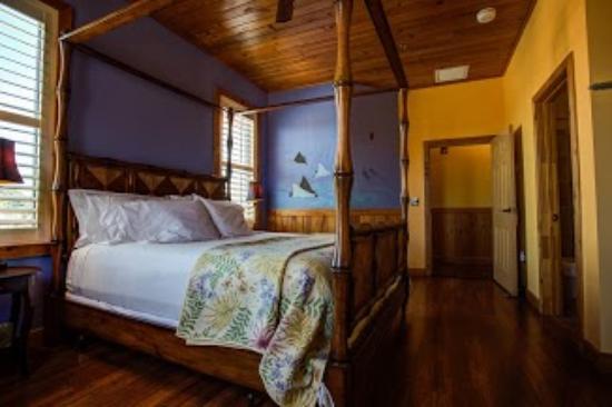 Jensen Beach Inn Hotel: Stingray room