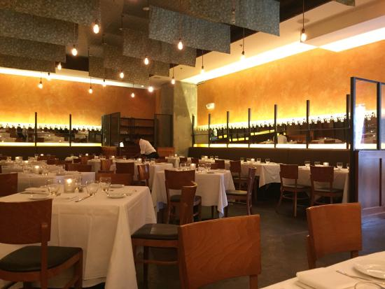 Dining Area Picture Of Lia S Chevy Chase Tripadvisor