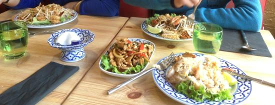 Mai Thai: Our dishes