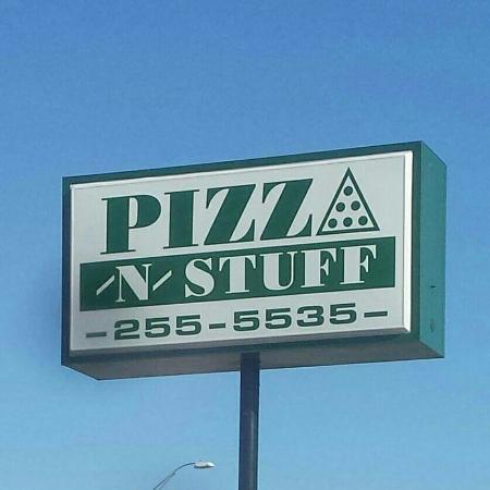 Pizza-N-Stuff: Pizza N Stuff