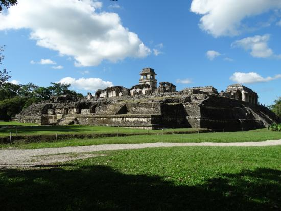 National Park of Palenque: El Palacio