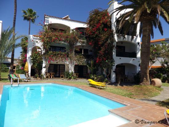 El Chaparral: Hotellet