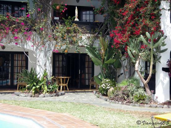 El Chaparral: Lägenheten