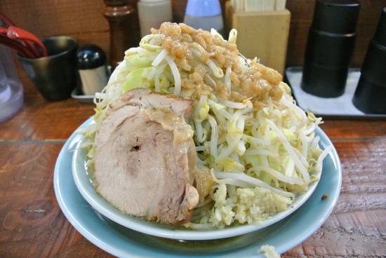 Ramentamayakata: 立川マシマシ小ラーメン