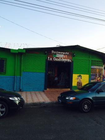 Restaurante y Taqueria Guadalupana : ...