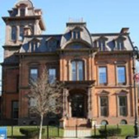 Sanford Blackinton Mansion, North Adams Public Library