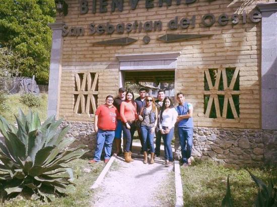 Hacienda Matel by Experience Resorts: Vista en San Sebastián. No puedes de dejar de conocer hacienda Matel. Uno de los mejores lugares