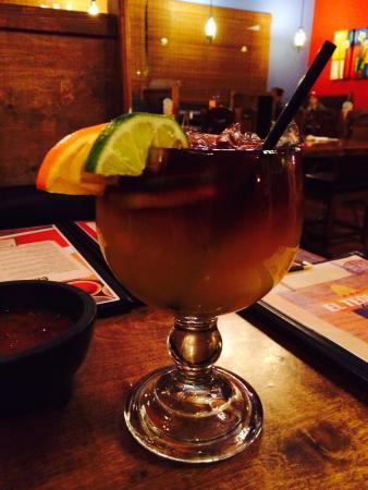 El Tequila Salsa Restaurant & Bar: House Sangria