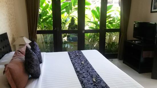 Heliconia Villas: Bedroom