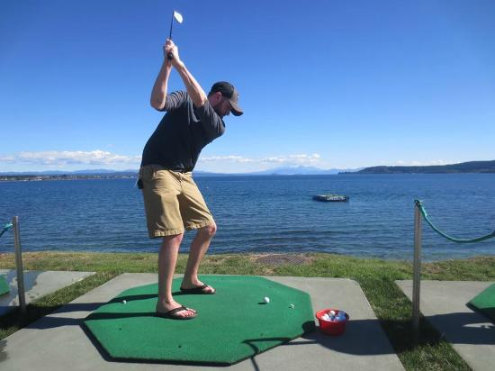 ‪Lake Taupo Hole in One Challenge‬