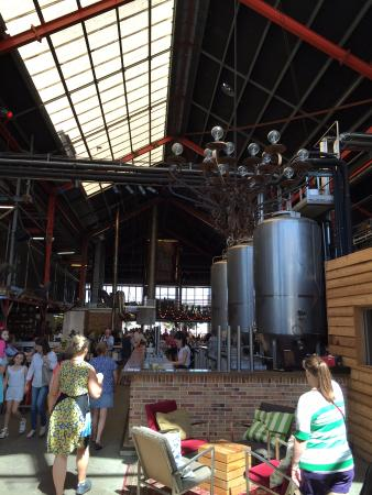 Little Creatures: Entrance to the Brewery
