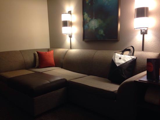 Hyatt Place Atlanta/Alpharetta/North Point Mall : Room