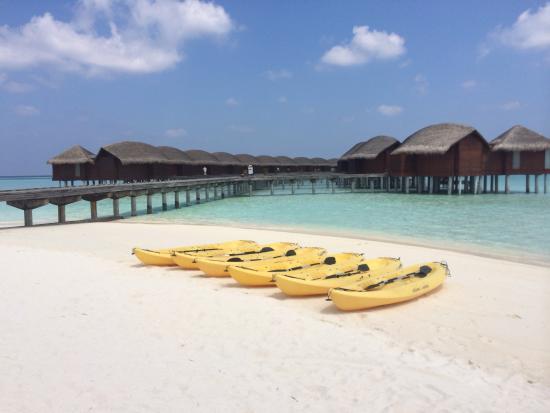 Anantara Dhigu Maldives Resort: Overwater Suite