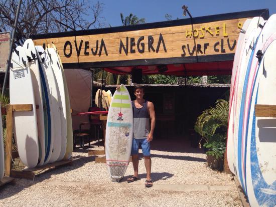 La Oveja Negra Hostel and Surf Camp: Sin duda el mejor lugar!!!