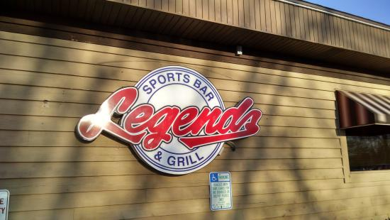 ‪Legends Sports Bar and Grill‬