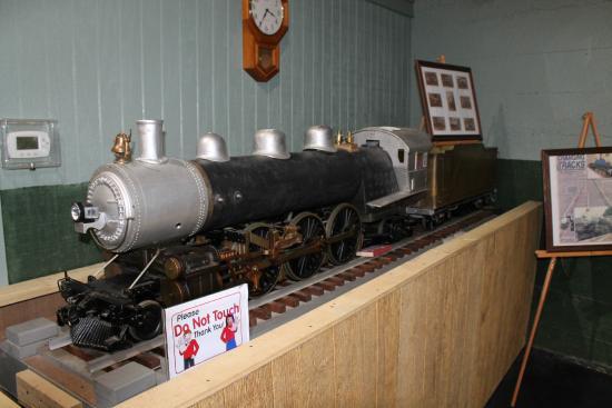 Miniature World of Trains: Train model