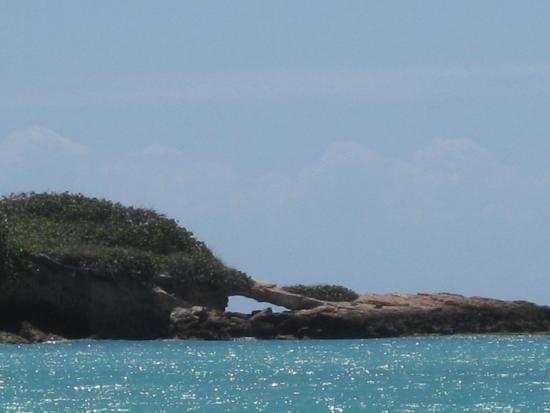 Playa Sucia: Left side of bay