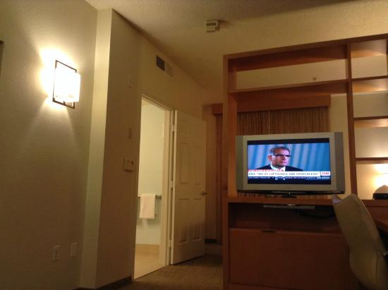 HYATT house Dallas/Uptown: :)