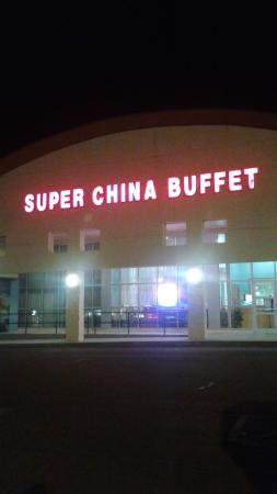 Super China Buffet