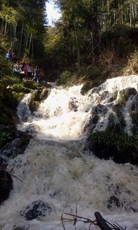 Meiling National Scenic Area: segarnya Air gunung