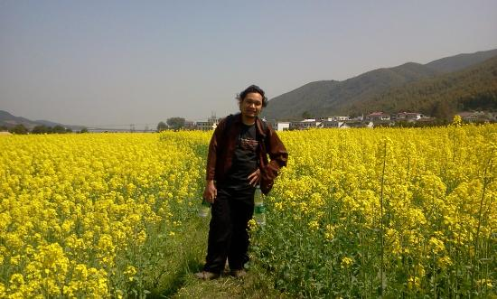 Meiling National Scenic Area: bunga2 yang mlai bermekaran
