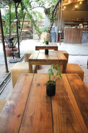 Farm to table for Table 99 restaurant