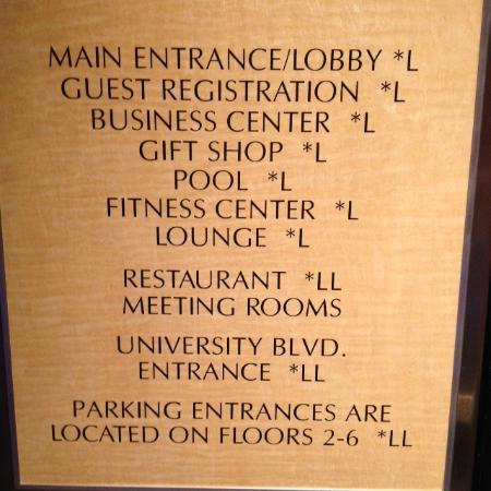 Doubletree Hotel Birmingham: Hotel Amenities