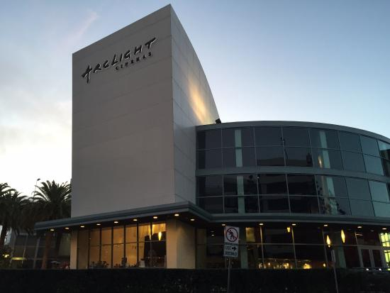 El Segundo, CA: Striking yet inviting: Arclight