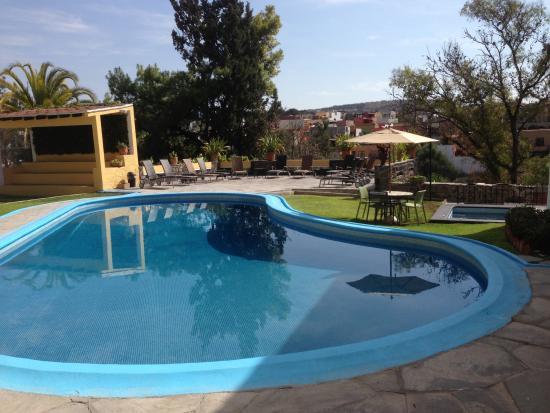Rancho Hotel El Atascadero: Alberca