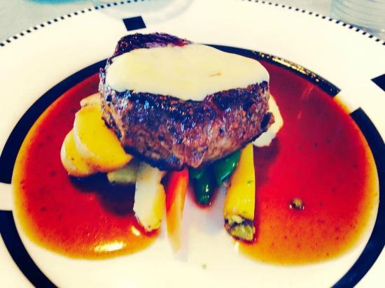 Longview Steakhouse: Filet Mignon